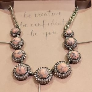 Chloe & Isabel Coral Statement Necklace